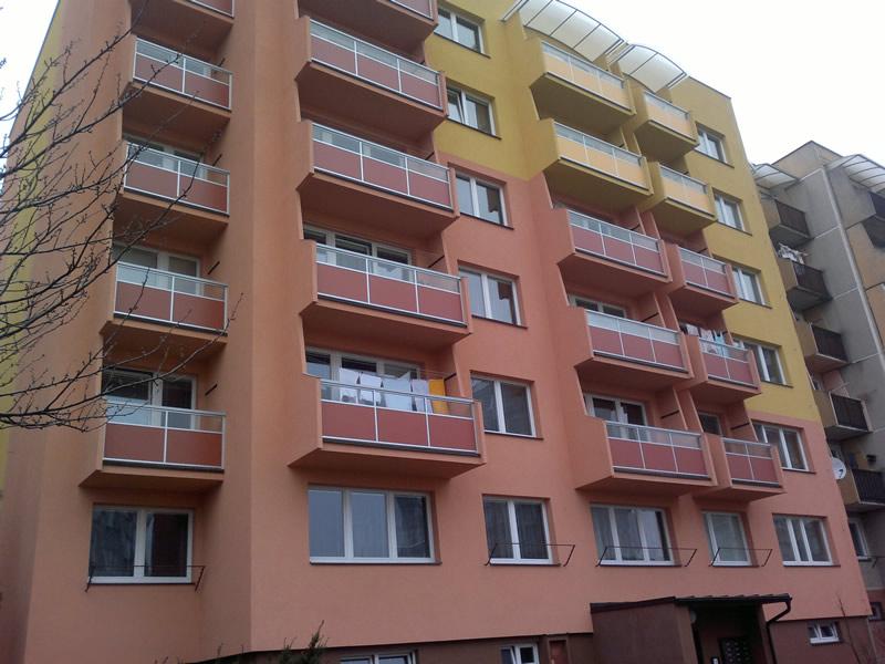 Ukázka balkónových věšáků Nový Jičín